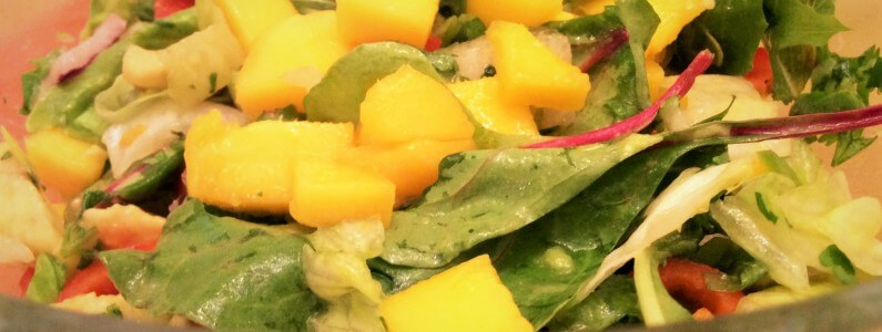 Mango Salad Recipe