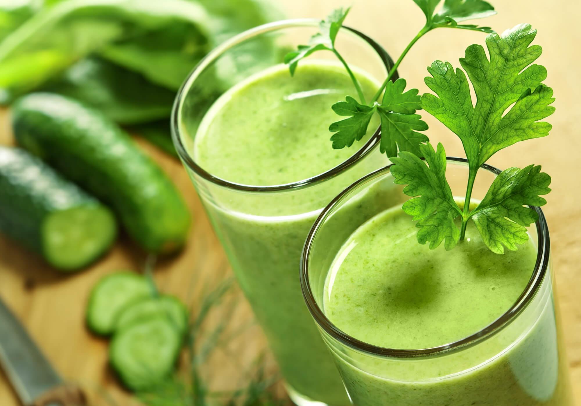 jugos detox para bajar de peso